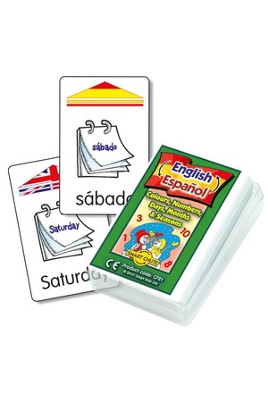 Spanish Basics – Chute Cards