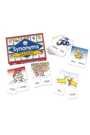Synonyms Puzzle