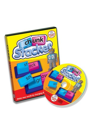 Chunk Stacker CD-ROM – 5 User Licence