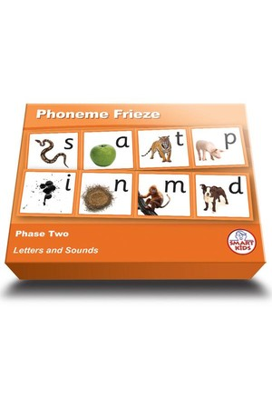 Phoneme Frieze - Phase 2 (Letters and Sounds)