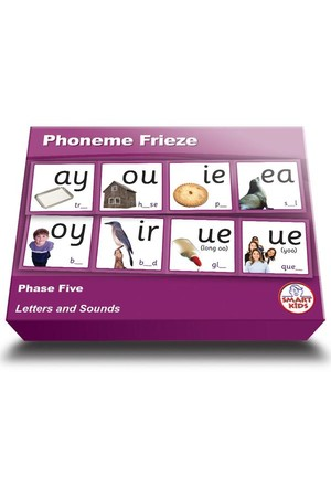 Phoneme Frieze - Phase 5 (Letters and Sounds)