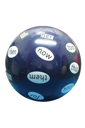 High Frequency Word Ball – Phase 3 (Letters and Sounds)