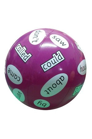 High Frequency Word Ball – Phase 5 (Letters and Sounds)