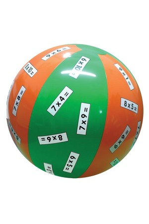 Multiplication (x 6,7,8,9) Ball