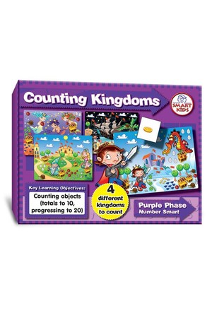 Counting Kingdoms (Number Smart)
