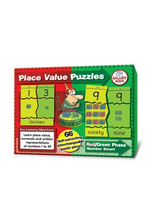 Place Value Puzzles (Number Smart)