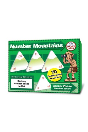 Number Mountains to 100 (Number Smart)