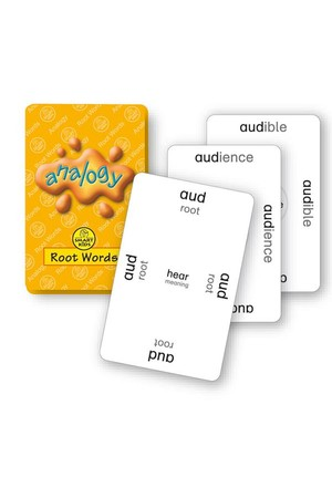 Root Word Families Cards