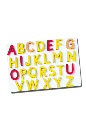 Magnetic Foam Capital Letters