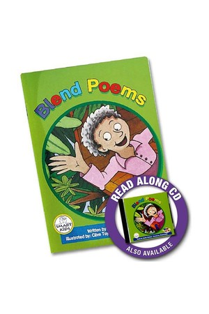 Blend Poems Book