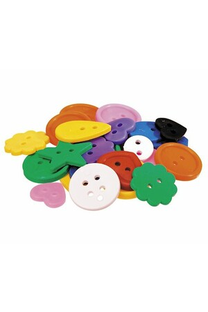 Bright Buttons - Tub of 450g