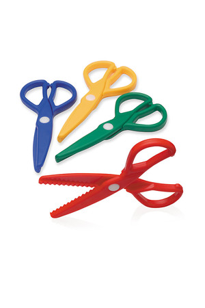 Zig Zag Scissors: Pack of 12