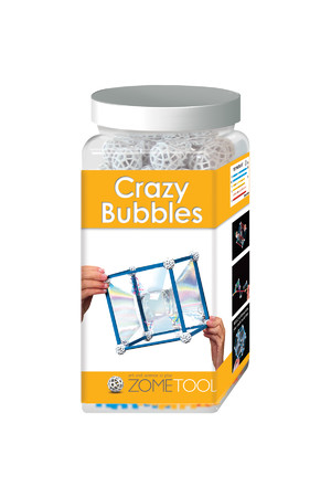 Zometool - Project Kit: Crazy Bubbles