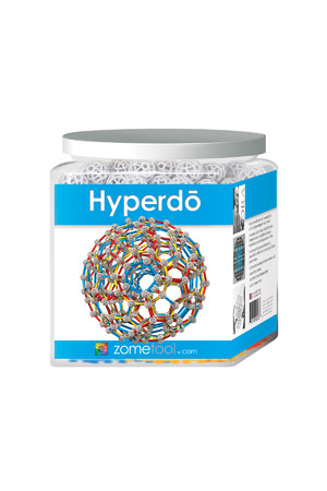 Zometool - Project Kit: The Hyperdo