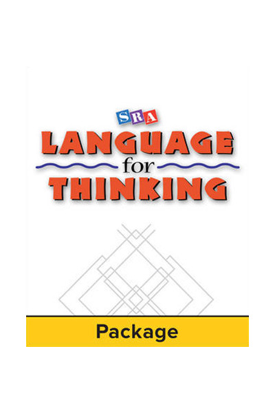 Language for Thinking - Skills Folder Package (for 15 Students)