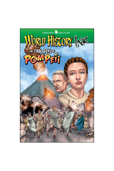 World History Ink Series - The Final Days of Pompeii