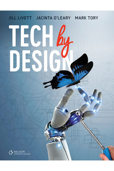 Tech by Design - Student Book (Print & Digital)