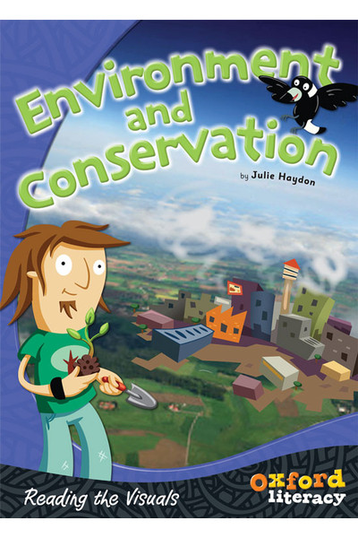 Oxford Literacy Reading Big Book - Environment and Conservation CD-ROM
