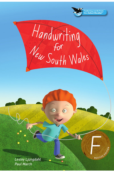 Oxford Handwriting for New South Wales - Foundation
