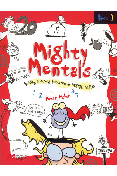 Mighty Mentals - Book B