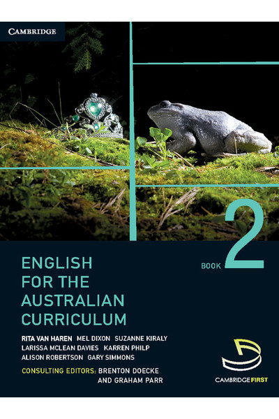 English for the Australian Curriculum - Book 2 (Print Only)