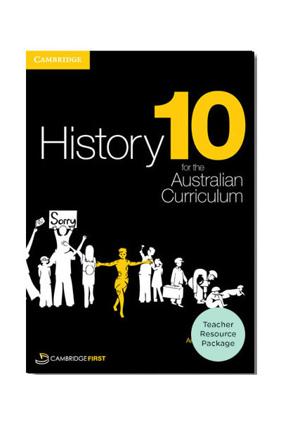 History for the Australian Curriculum - Year 10: Teacher Resource Package (Digital Access Only)