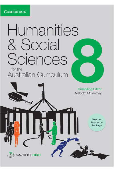 Humanities and Social Sciences for the Australian Curriculum - Year 8: Teacher Resource Package (Digital Access Only)