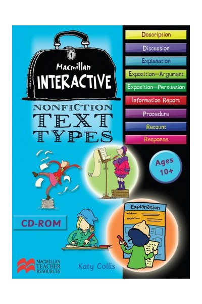 Macmillan Interactive - Nonfiction Text Types: Ages 10+