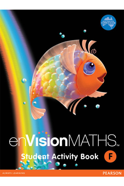 enVisionMATHS - Foundation: Student Activity Book