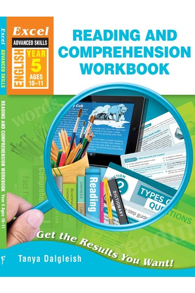 Excel Advanced Skills - Reading and Comprehension Workbook: Year 5