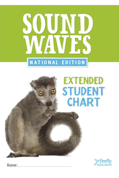 Sound Waves - Extended Student Chart