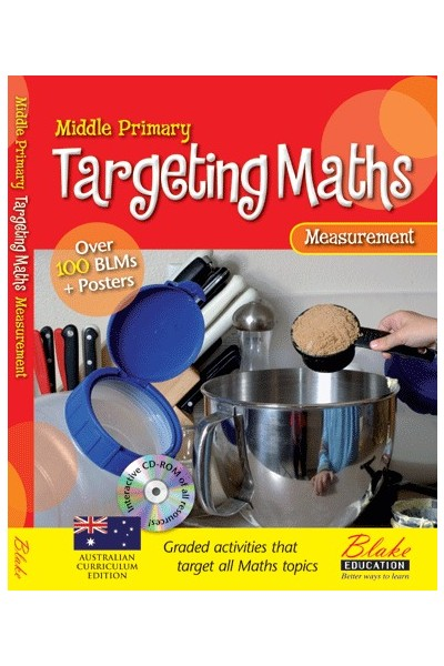 Targeting Maths - Teacher Resource Books: Middle Primary - Measurement