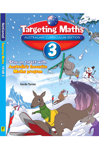 Targeting Maths Australian Curriculum Edition - Student Book: Year 3