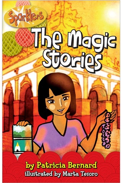 Sparklers - Asian Stories: Set 2 - The Magic Stories