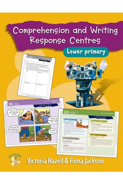 Blake's Learning Centres - Comprehension and Writing Response Centres: Lower