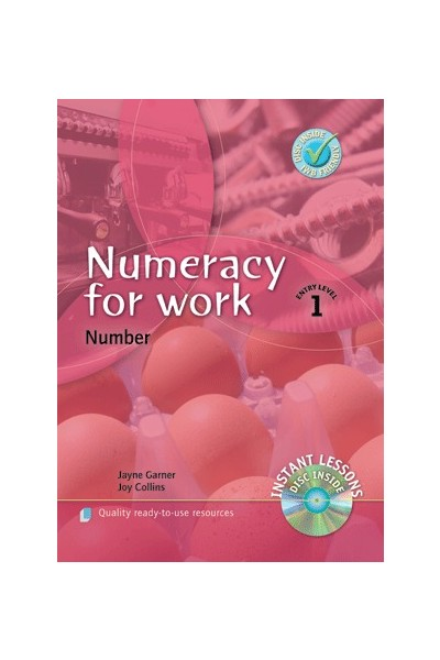 Numeracy for Work - Entry Level 1: Number