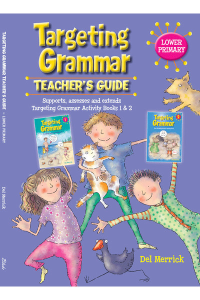Targeting Grammar - Teacher's Guide: Lower Primary