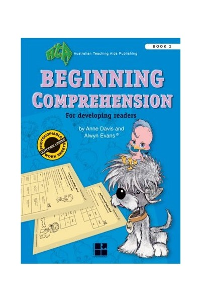 Beginning Comprehension - Book 2: Developing Readers