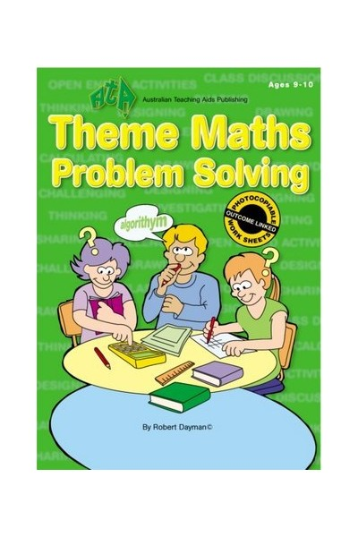 Theme Maths Problem Solving - Book 2: Ages 9-10