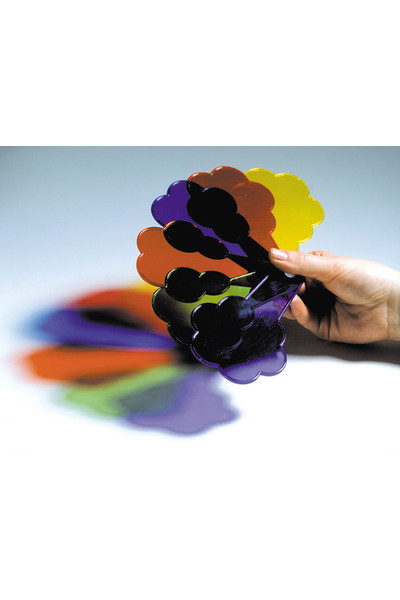 Colour Mixing Paddles