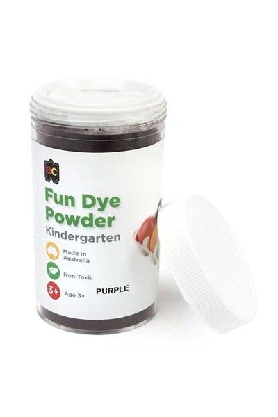 Craft Fun Dye Powder 100gms - Purple
