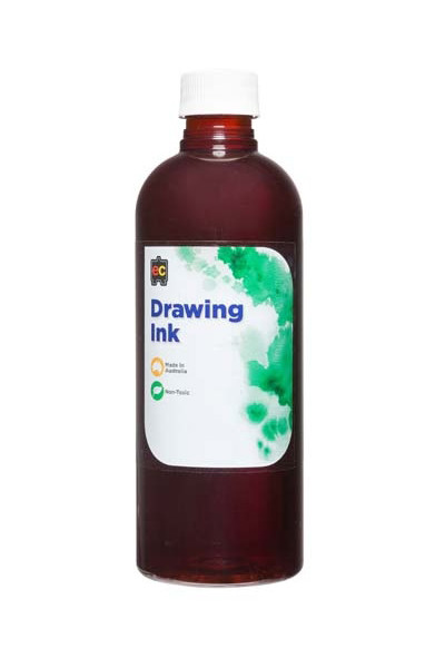 Drawing Ink 500ml Brilliant Yellow