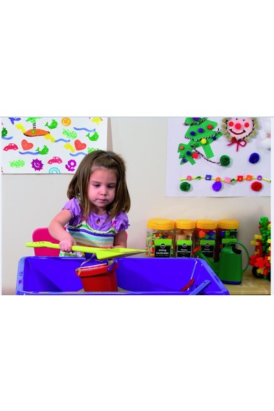 Sand & Water Play Tray - Blue