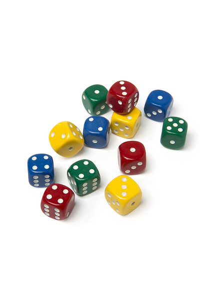 Dice - Packet of 12