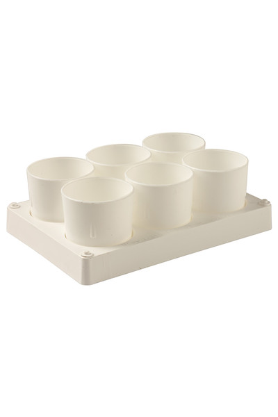Palette Set With Water Cups