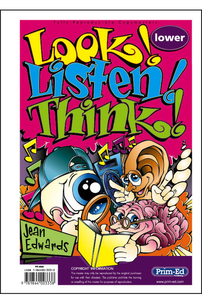 Look! Listen! Think! - Ages 5-8