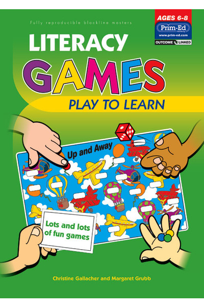Literacy Games - Ages 6-8