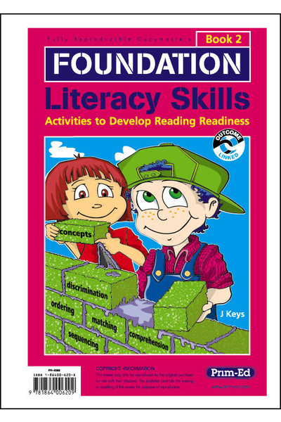 Foundation Literacy Skills - Book 2