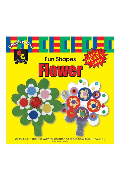Fun Shapes: Flower