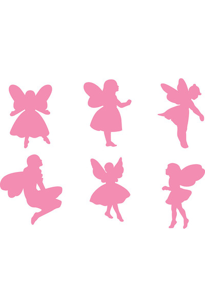 Paint Stampers Fairy: Set of 6